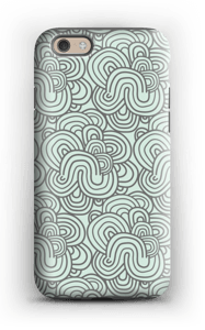 Squiggle  case IPhone 6 tough