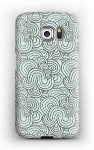 Squiggle  case Galaxy S6 Edge