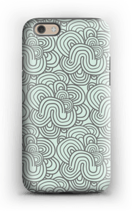 Squiggle  case IPhone 6s tough