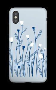 Fragile  case IPhone XS