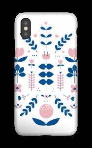 Swedish Kurbits case IPhone XS