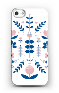 Swedish Kurbits case IPhone SE