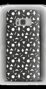 Geometriset kuviot kuoret Galaxy S8