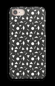 Formas Geométricas funda IPhone 8