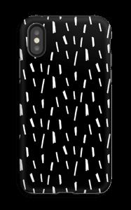 Strösseli kuoret IPhone X tough