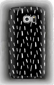 Pluie de minuit Coque  Galaxy S6 Edge