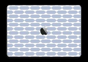 """Kauwgom Skin MacBook Pro 13"""" 2016-"""