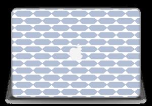 "Purukumi tarrakuori MacBook Pro Retina 15"" 2015"