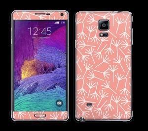 Koral Skin Galaxy Note 4