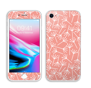 Paardebloem Skin IPhone 8