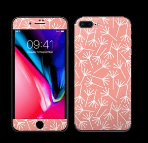 Paardebloem Skin IPhone 8 Plus