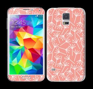 Koralli tarrakuori Galaxy S5