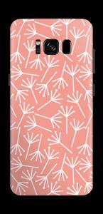 Paardebloem Skin Galaxy S8