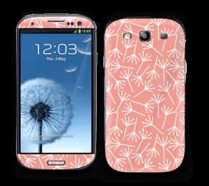 Koralli tarrakuori Galaxy S3