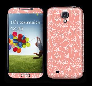 Coral Skin Galaxy S4