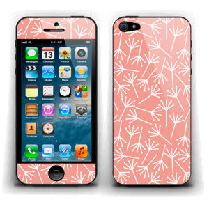 Paardebloem Skin IPhone 5