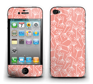 Coral Skin IPhone 4/4s