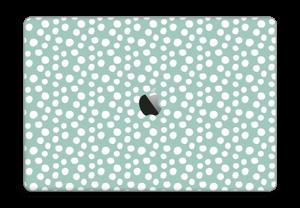 """Petites bulles Skin MacBook Pro 15"""" 2016-"""
