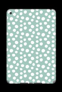 Pilkulliset tarrakuori IPad Mini 4