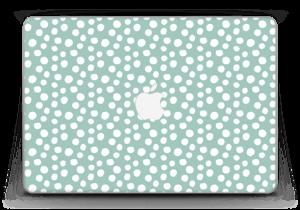 """Pilkulliset tarrakuori MacBook Pro Retina 13"""" 2015"""