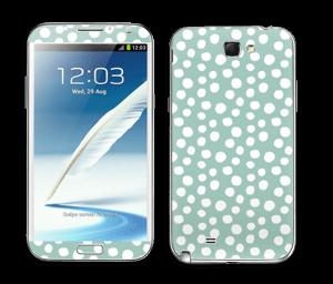 Petites bulles Skin Galaxy Note 2