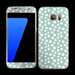 Pilkulliset tarrakuori Galaxy S7