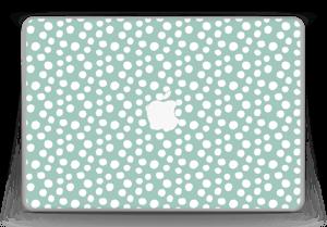 """Petites bulles Skin MacBook Pro 13"""" -2015"""