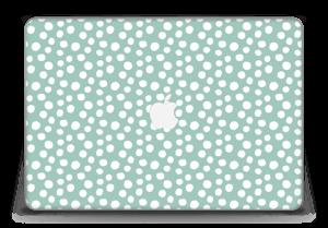 """Pilkulliset tarrakuori MacBook Pro Retina 15"""" 2015"""