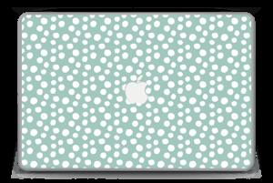 "Pilkulliset tarrakuori MacBook Pro 15"" -2015"