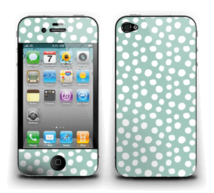 Punkte Skin IPhone 4/4s
