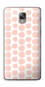 Galets roses Skin OnePlus 3