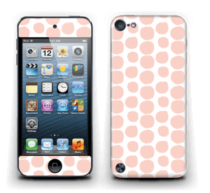 Galets roses Skin IPod Touch 5th Gen