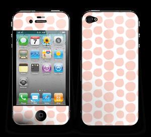 Fläcken Skin IPhone 4/4s