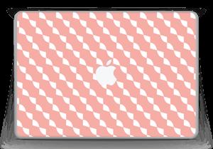 """Fanfare Skin MacBook Pro 13"""" -2015"""
