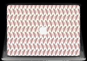"""Roze bladwerk Skin MacBook Air 13"""""""
