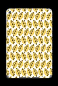 Keltaiset lehdet tarrakuori IPad Mini 4