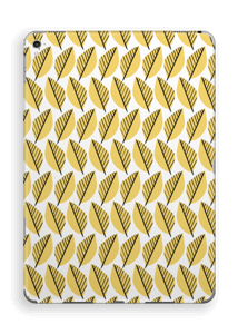 Keltaiset lehdet tarrakuori IPad Pro 9.7
