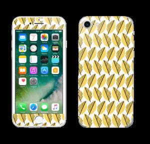 Yellow Foliage  Skin IPhone 7