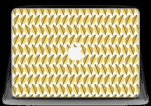 """Keltaiset lehdet tarrakuori MacBook Pro Retina 13"""" 2015"""