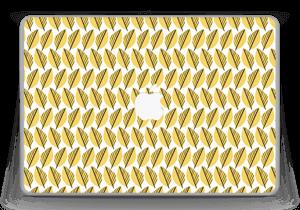 "Automne Jaune Skin MacBook Pro 13"" -2015"