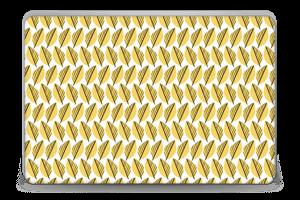 Keltaiset lehdet tarrakuori Laptop 15.6