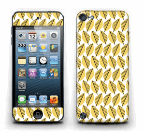 Automne Jaune Skin IPod Touch 5th Gen