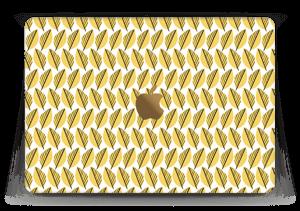 "Yellow Foliage  Skin MacBook 12"""