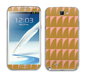 Retro Skin Galaxy Note 2