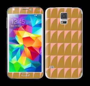 Ruudut tarrakuori Galaxy S5