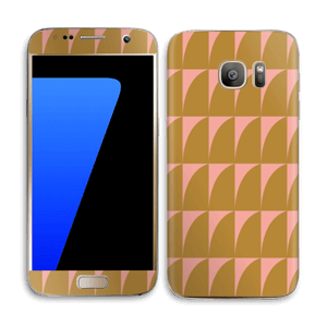 Ruudut tarrakuori Galaxy S7