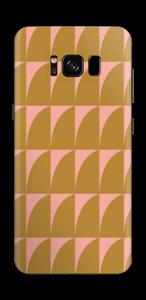 Ruudut tarrakuori Galaxy S8