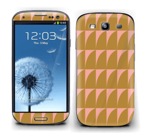 Ruudut tarrakuori Galaxy S3