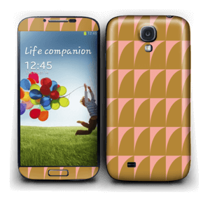 Ruudut tarrakuori Galaxy S4