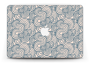 "Méandres de rose Skin MacBook Pro Retina 13"" 2015"